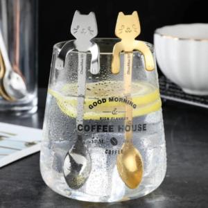 Cat Spoons (Set of 4)