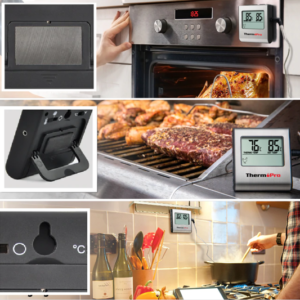 Digital Oven Meat Thermometer