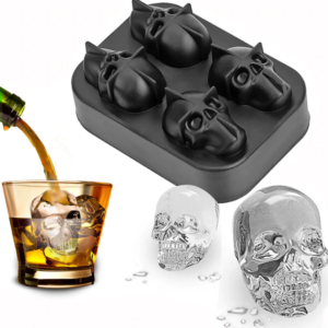 Skull Ice Cube Moulds