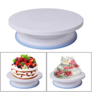 Rotating Cake Turntable Stand