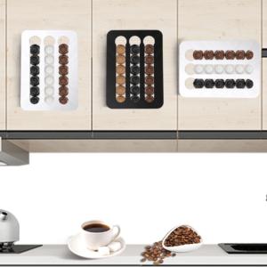 Coffee Capsule Wall Holder (Metal)
