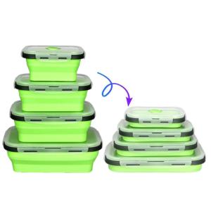Collapsible Food Tub Set (4)