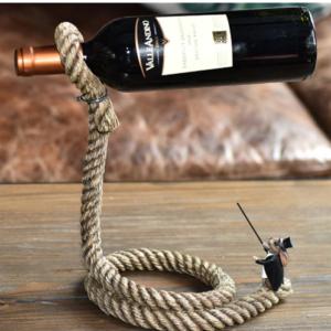 Magic Rabbit Wine Holder