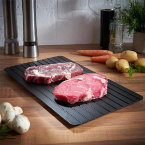 Rapid Meat Defrosting Plate