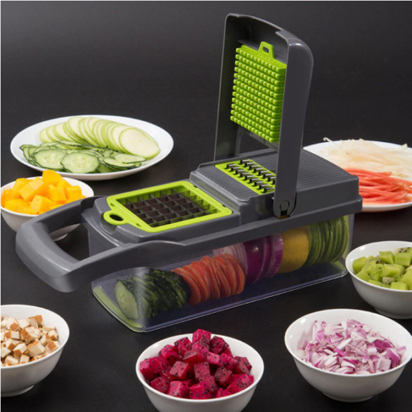 9-in-1 Multi-functional Vegetable Dicer