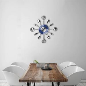 Premium Utensil Wall Clocks