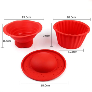 Giant Cupcake Mould