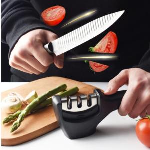 3-Stage Knife Sharpener