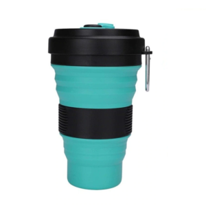 Collapsible Coffee Cups (550ml)