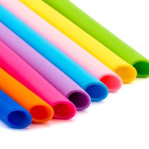 Reusable Silicone Straws (8)