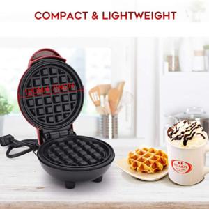 Mini Electric Waffle Maker