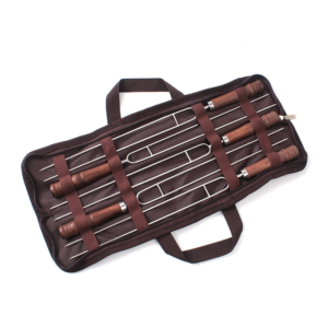 BBQ Skewer Set & Carry Case