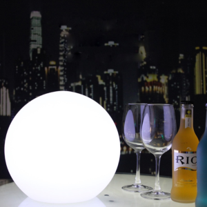 Wireless LED Ball Lamps (Outdoor/Indoor)
