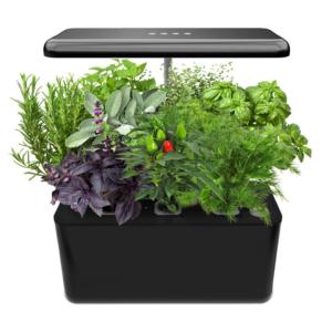 Hydroponic Indoor Herb Garden Kit (7 pots)