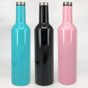 Thermal Wine Cooler Flask (750ml)