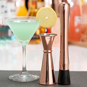Premium Parisian Cocktail Set (11pc)