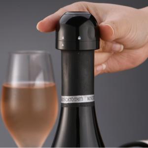 Champagne Bottle Stopper (Easy Twist)