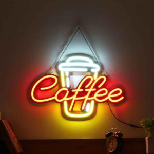 'Coffee' Neon Sign
