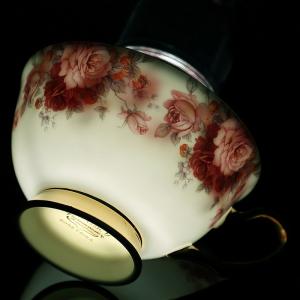Luxury Bone China Tea Set for 2