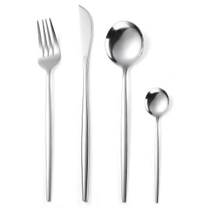 Stainless Steel Cutlery Set & Briefcase Holder