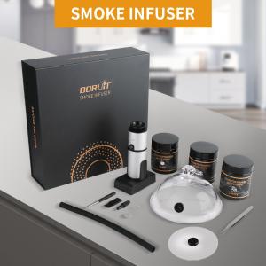 Molecular Cuisine Food & Drink Smoker Kit