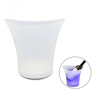 LED Colour Changing Ice Bucket (5L)
