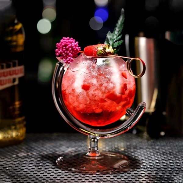 Novelty Cocktail Glasses