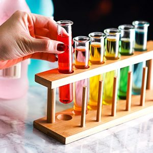 Cocktail Test Tube Set