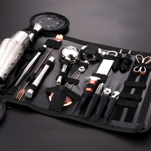 Professional Cocktail Kit & Carry Case