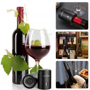 Vacuum Bottle Stopper (Wine)